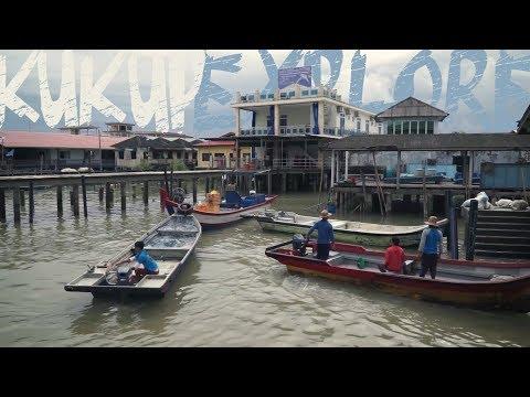 Malaysia Kukup Travel Video 2018  [Cinematic/Vlog]