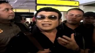 Rhoma Irama Tanggapi Himbauan SBY