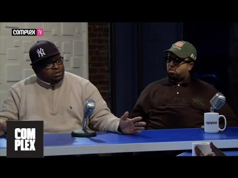 Scarface on The Combat Jack Show Ep. 2 (Remembering Tupac) | Complex