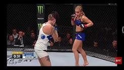 Fight Night Brooklyn Free Fight :Paige VanZant VS Bec Rawlings