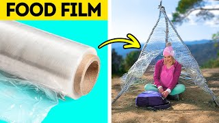 Easy Camping Tricks, Outdoor Hacks And Backyard Crafts You'll Be Grateful For