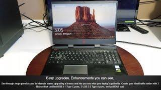 HP Omen 15 6 Gaming Laptop Review Model 15 dc0025ca