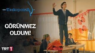 Kendini görünmez sanan Murat - Tozkoparan 37. Bölüm