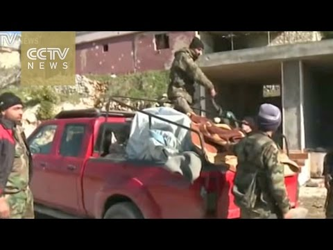 Syrian peace talks: Main opposition group arrives in Geneva to join talks
