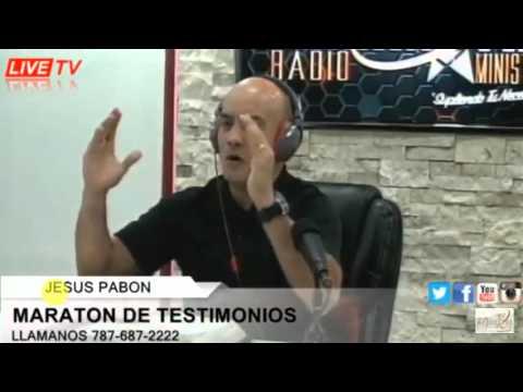 MARATON DE TESTIMONIOS JESUS PABON