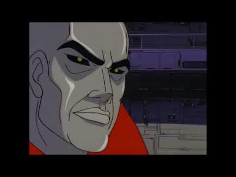 Sunbow G.I. Joe - Cobra Commander & Destro