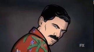 Archer Season 7 Promo (HD) H. Jon Benjamin