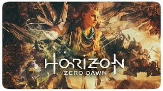 Horizon Zero Dawn Pelicula Completa Español - Todas Las Cinemáticas 1080p - Game Movie 2017