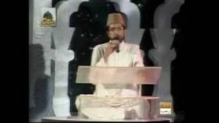 Qtv Shab-e-Meraj 2010- Teri Shan Jalla Jalaluhu- Prof Abdul Rauf Roofi + Tasleem Sabri