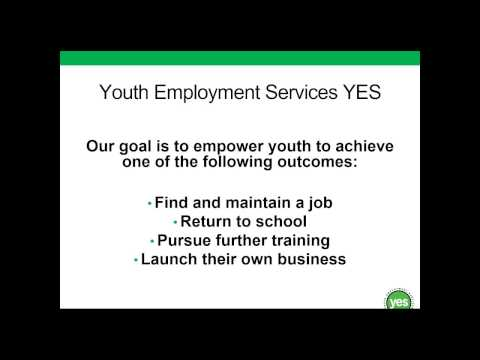 Webinar: Empowering the Employment Sector to Better Serve Yo