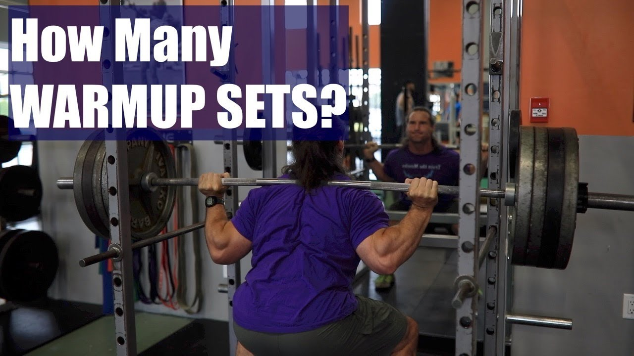 How Many Warmup SETS Do You Need?