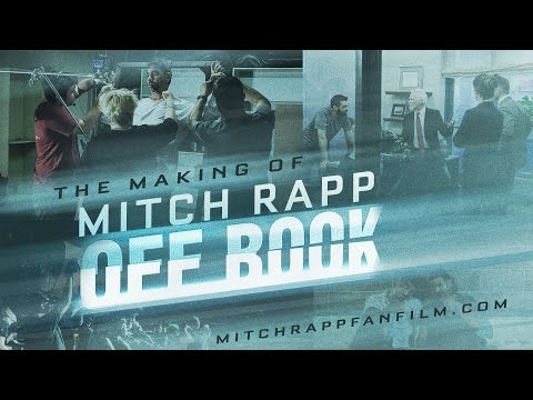 Rogue Mission - The Making of Mitch Rapp: Off Book