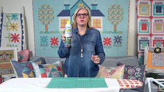 Behind the Seams: Kimḃerly shows you how to starch