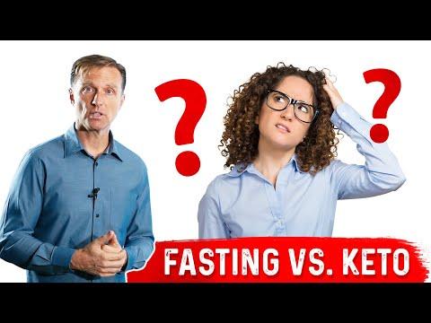 Fasting vs Keto: What's Better?