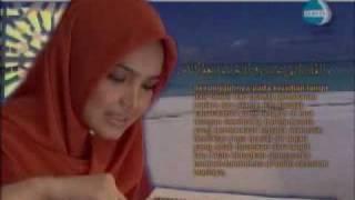 Siti Nurhaliza Mengaji Part 2
