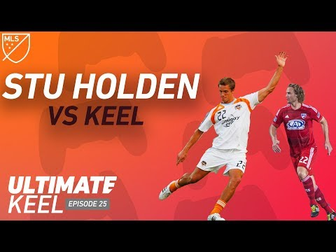 Can Keel beat a former pro gamer? Stephen v Stu in FIFA 18