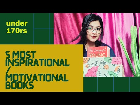 5 motivational /inspirational books under Rs  200 | explained in Hindi