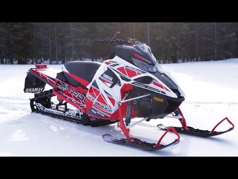 2018 Yamaha Sidewinder M-TX 162 Review