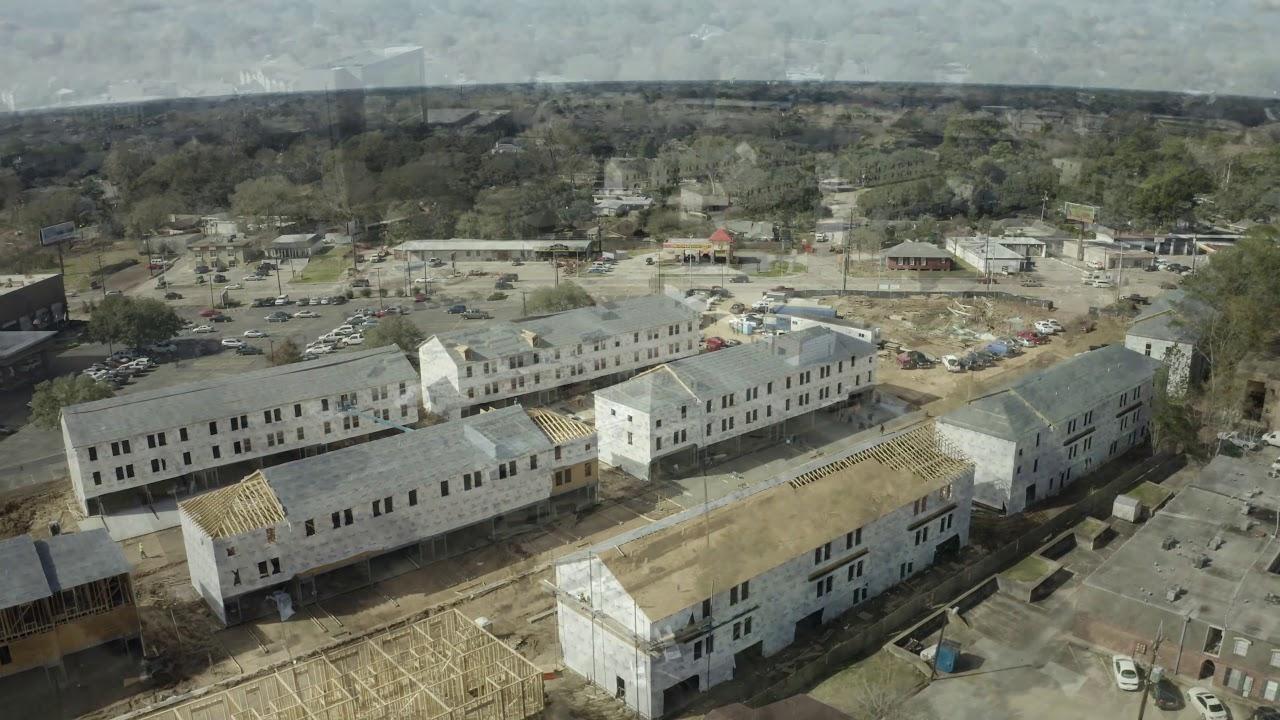 Campion at Lafayette- January 2019 Progress