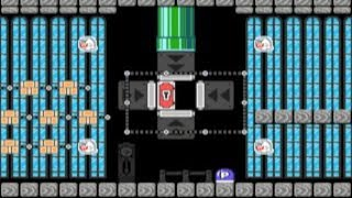 you can go in but can't come out by ALV - Super Mario Maker - No Commentary