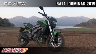 Bajaj Dominar 2019 Review | Hindi | MotorOctane