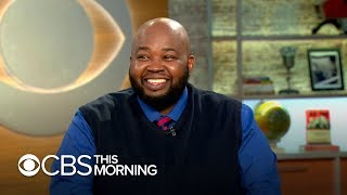 Rodney Robinson honored as 2019 National Teacher of the Year