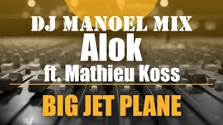 Baixar Alok & Mathieu Koss – Big Jet Plane By Dj Manoel Mix