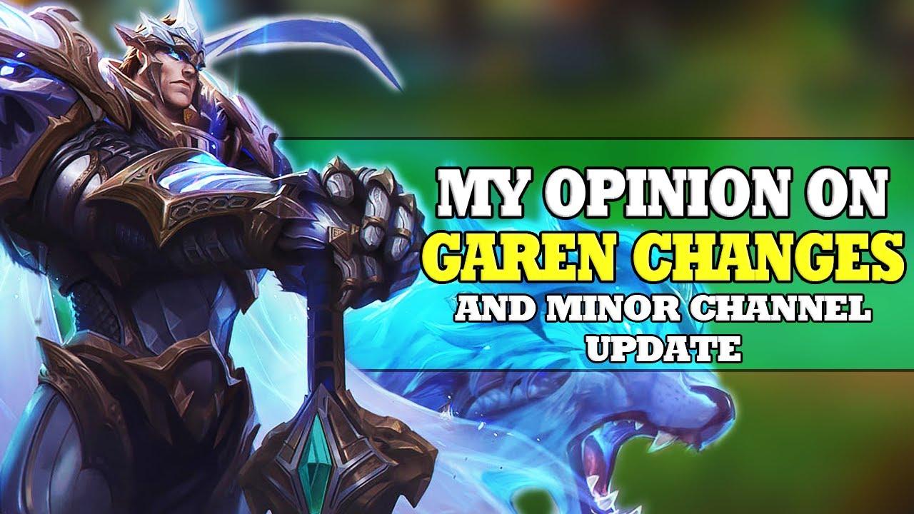 Garen Build Guide : Garen CAN Carry [S9 (9 17)] [Dedicated