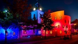 Архитектурное освещение - светодизайн. Проекты.(Студия светодизайна