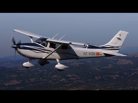 IFR C182 A2A GTN750