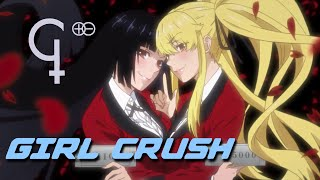 YouTube動画:Kakegurui [AMV] Girl Crush - Rico Nasty x Boys Noize (WEAR HEADPHONES)