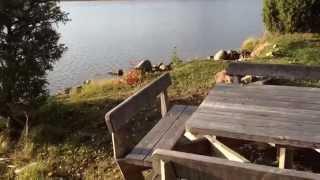Sölje Camping Glava Värmland hösten 2014