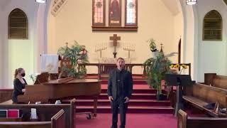 Canticle I - Nicholas Klein, tenor