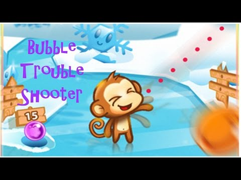 Bubble Trouble Shooter - Cute Match 3 Bubbles (Red Rhino) - iOS / Android  HD Gameplay Trailer