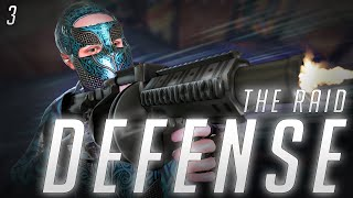 DEFENDING from the MOST TOXIC offline RAIDERS EVER! | Part 3/3 | Rust