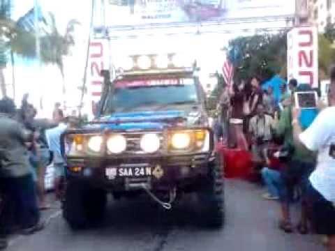 Borneo Safari 2013 - Flagg Off - 7