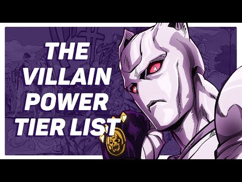 Who is the Strongest Villain? | The Villain Power Tier List