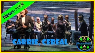 Carrie, cereal and four more unusual inspirations for musicals