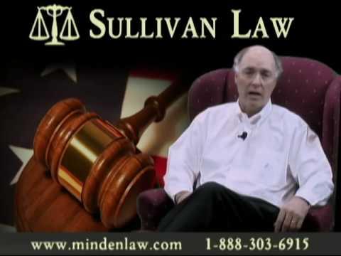Attorney-Lawyer-Minden-Nevada-LakeTahoe-Reno-Gardnerville-Arizona-California-Sullivan Law-JD Sullivan-Personal Injury-Car Crash-Wrongful Death-Auto Accident