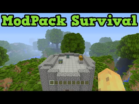 Minecraft Xbox One / Xbox 360 Modded Survival (DreamCraft)