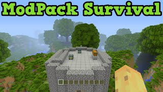 Minecraft Xbox One / Xbox 360 Modded Survival (DreamCraft)