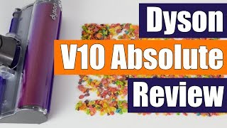 Dyson Cyclone V10 Absolute Review - Non Sponsored Review