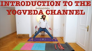 Introduction to the Yogveda Channel with Shahid Khan