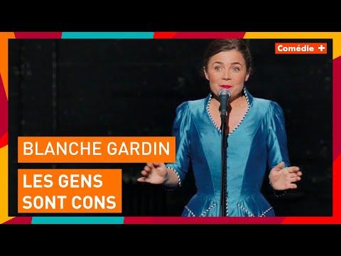"""Blanche Gardin - """"Les gens sont des cons"""" - Comédie+"""
