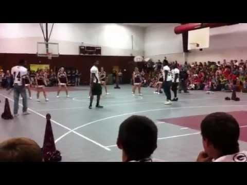 Garrison High School Dance Off!