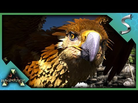 ARK GRIFFIN TAMING! HOW TO TAME A GRIFFIN & EVERYTHING YOU NEED TO KNOW - Ark: Survival Evolved