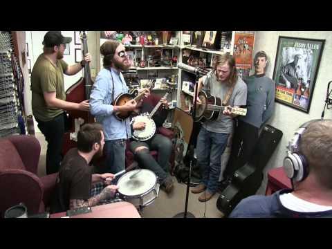 Folk Family Revival - 'I Found God' Live in Studio
