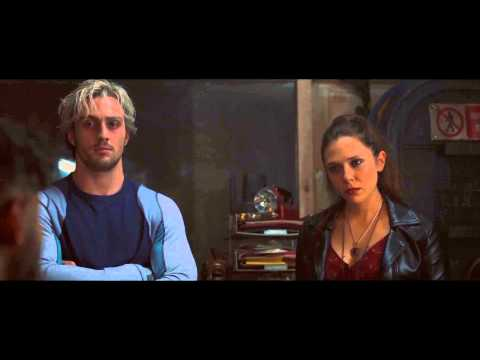 Man in Charge Clip - Marvel's Avengers: Age of Ultron