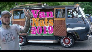 Van Nationals 2019 - 47th Annual Truck In