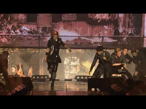 B.A.P LIVE ON EARTH SEOUL WANTED 'Badman'